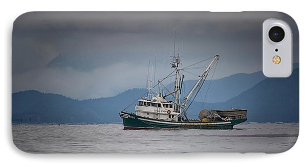 Attu Off Madrona IPhone Case by Randy Hall