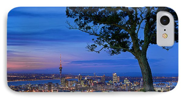 Auckland IPhone Case by Evgeny Vasenev