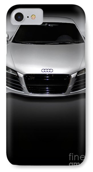 Audi R8 Sports Car IPhone Case by Oleksiy Maksymenko