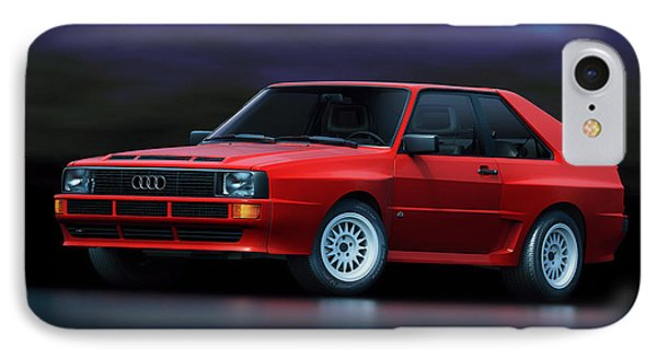 Audi Sport Quattro IPhone Case