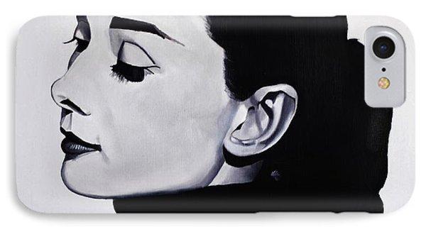 Audrey Hepburn 1 IPhone Case