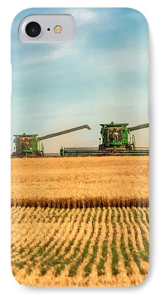 Augers Out IPhone Case by Todd Klassy