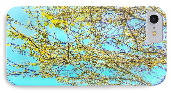 IPhone Case featuring the photograph  Aura Of Springtime by Connie Handscomb