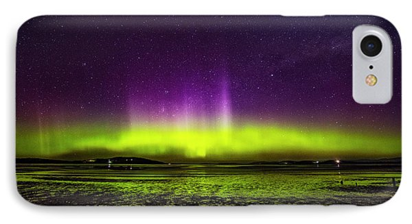 Aurora Australis IPhone Case by Odille Esmonde-Morgan