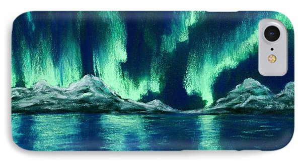 Aurora Borealis IPhone Case by Anastasiya Malakhova