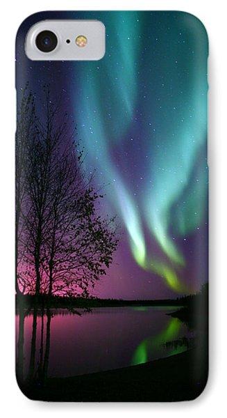 Aurora Display IPhone Case