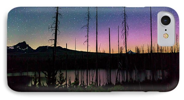IPhone Case featuring the photograph Aurora Reflections by Cat Connor