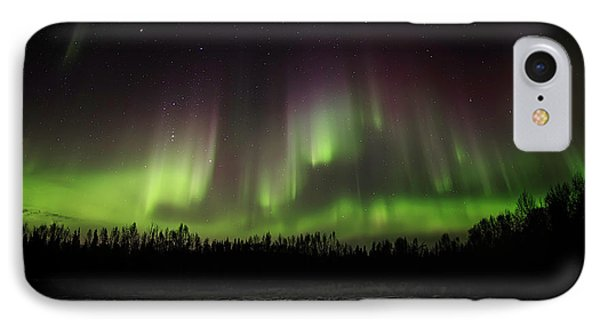 Aurora Wall IPhone Case by Ed Boudreau