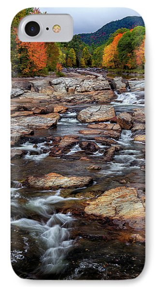 IPhone Case featuring the photograph Ausable by Mark Papke