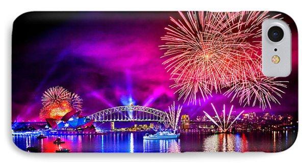 Aussie Celebrations IPhone Case