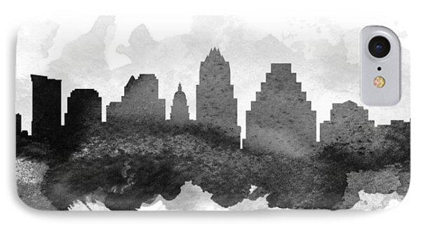 Austin Cityscape 11 IPhone 7 Case