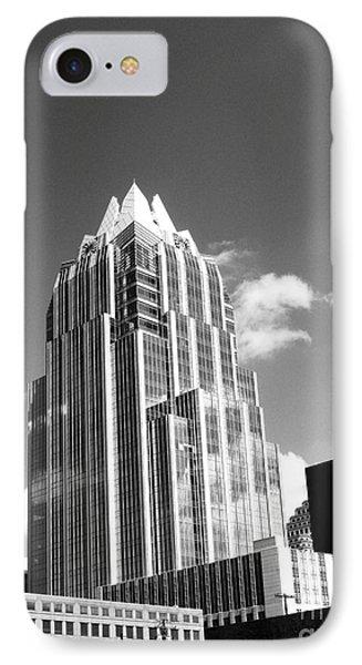 Austin Skyline IPhone Case by Venus