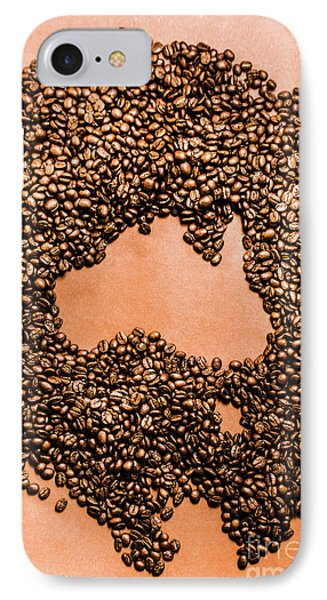 Australia Cafe Artwork IPhone Case