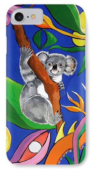 Australian Koala IPhone Case