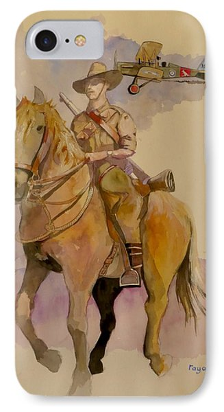 Australian Light Horse Regiment. IPhone Case