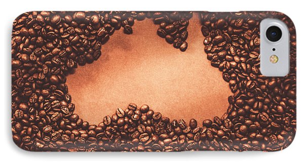 Australian Made Coffee IPhone Case