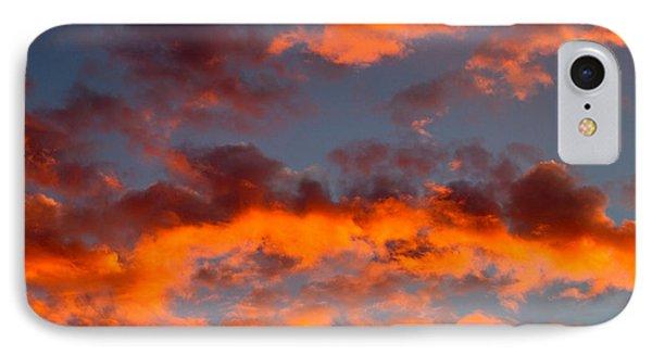 Australian Sunset Phone Case by Louise Heusinkveld