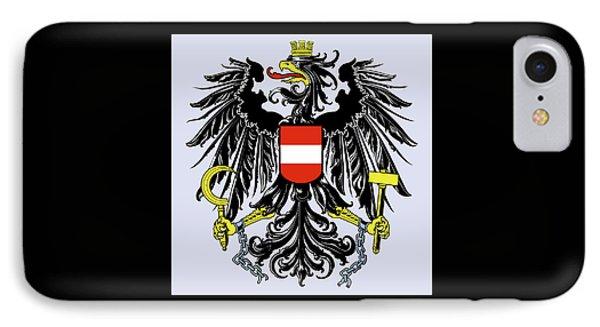 Austria Coat Of Arms IPhone Case