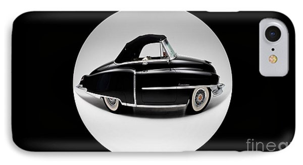 Auto Fun 01 - Cadillac IPhone Case by Variance Collections