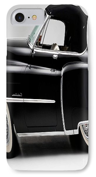 Auto Fun 02 - Cadillac IPhone Case by Variance Collections