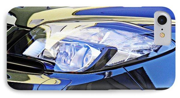 Auto Headlight 191 IPhone Case by Sarah Loft