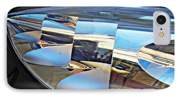 Auto Headlight 193 IPhone Case by Sarah Loft