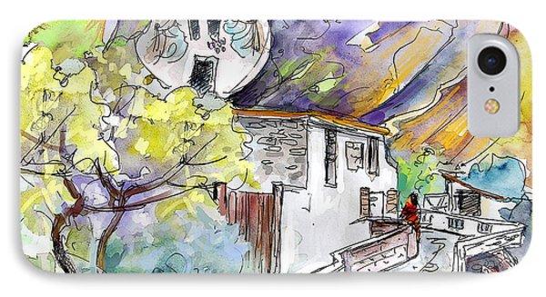 Autol In La Rioja Spain 03 Phone Case by Miki De Goodaboom