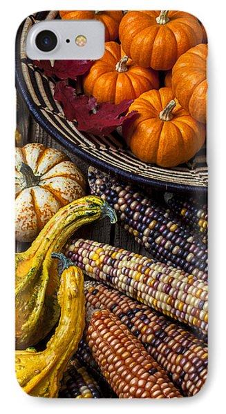Autumn Abundance Phone Case by Garry Gay