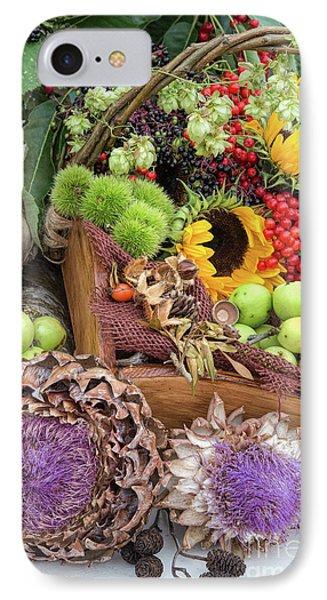 Autumn Abundance IPhone Case by Tim Gainey