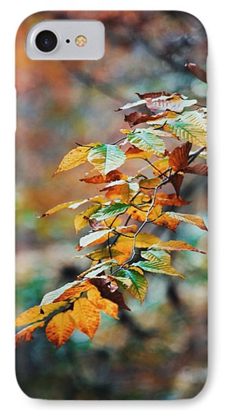 IPhone Case featuring the photograph Autumn Aesthetics by Parker Cunningham