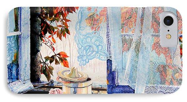 Autumn Aromas Phone Case by Hanne Lore Koehler