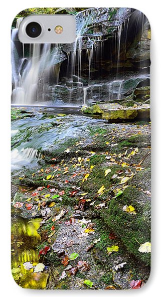 Autumn At Elakala IPhone Case