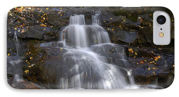Autumn At Laurel Falls Phone Case by Darrell Young
