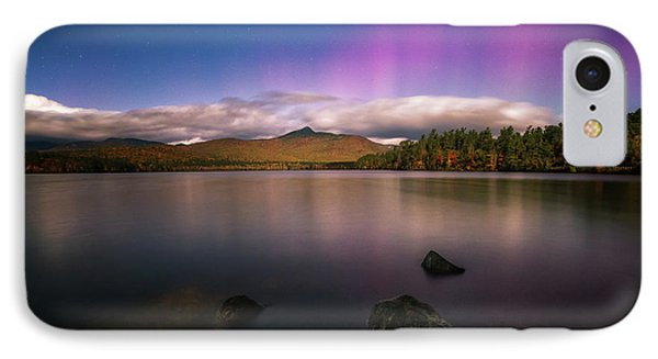 Autumn At Night IPhone Case by Scott Thorp