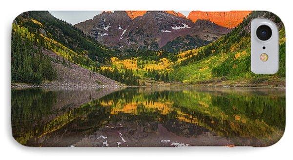 Autumn Bells IPhone Case by Darren White