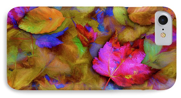 Autumn Breeze IPhone Case by Paul Wear