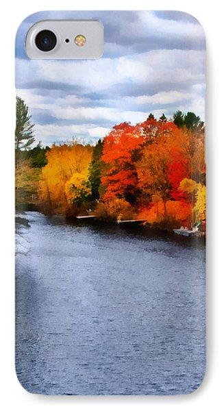 Autumn Channel IPhone Case