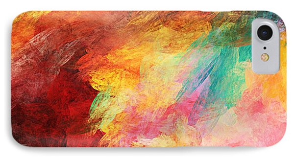 Autumn Colors 090910 IPhone Case by David Lane