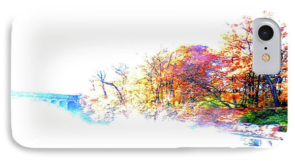 Autumn Colors Phone Case by Hannes Cmarits