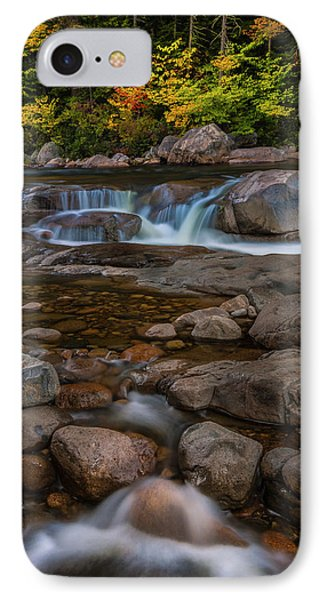 IPhone Case featuring the photograph Autumn Colors In White Mountains New Hampshire by Ranjay Mitra