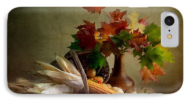 Autumn Colors IPhone Case by Nailia Schwarz