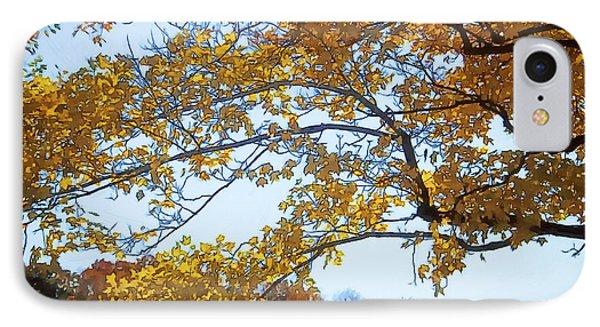 Autumn Cover Phone Case by Jo-Anne Gazo-McKim