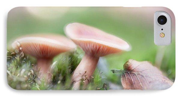 IPhone Case featuring the photograph Autumn Dream by Dirk Ercken