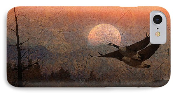 Autumn IPhone Case by Ed Hall