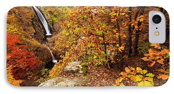 Autumn Falls Phone Case by Evgeni Dinev