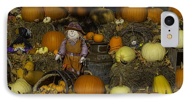 Autumn Farm Stand IPhone Case by Garry Gay