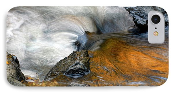 Autumn Flow IPhone Case by Dave Mills