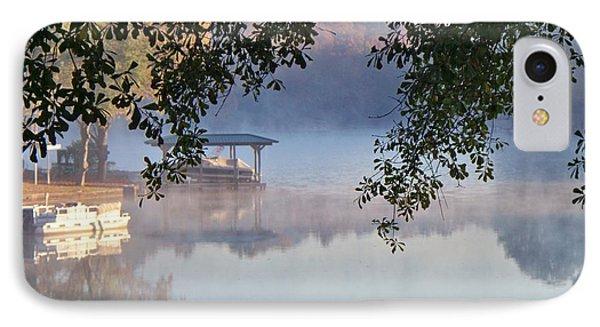 Autumn Fog IPhone Case by Betty Northcutt