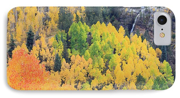 IPhone 7 Case featuring the photograph Autumn Glory by David Chandler