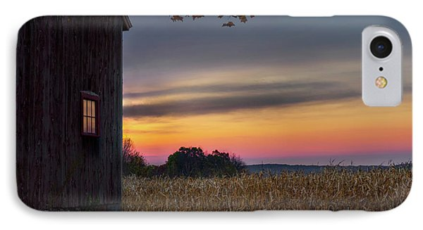 IPhone 7 Case featuring the photograph Autumn Glow by Bill Wakeley